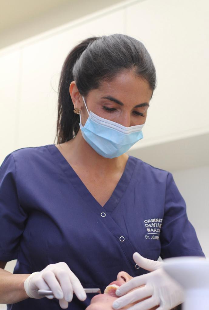 Dr Joanne Saada - Cabinet Dentaire Marceau à Montreuil