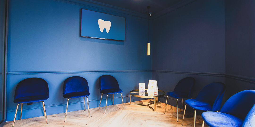 Salle d'attente - Cabinet Dentaire Marceau à Montreuil