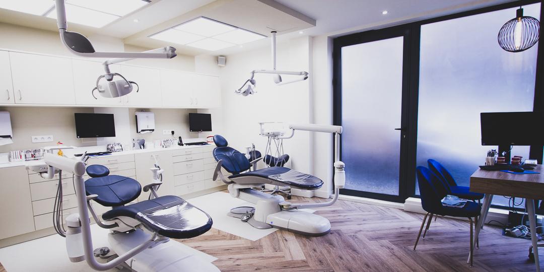 Salle de consultation - Cabinet Dentaire Marceau à Montreuil