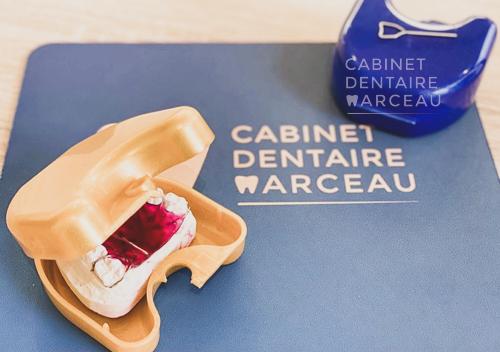 Boitiers appareils fonctionnels - Cabinet Dentaire Marceau à Montreuil
